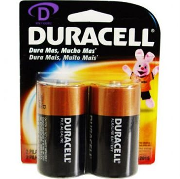Picture of PILHA DURACELL GRANDE CARTELA