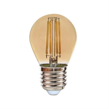 Picture of LAMPADA LED BOLINHA 2W VINTAGE OUROLUX