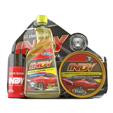Picture of KIT INDY CLEAN E CARE LIMPEZA AUTOMOTIVA